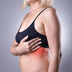 Dolore al seno quali sono le principali cause issalute for Bruciore alla schiena in alto
